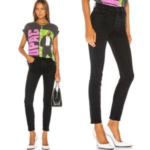 GRLFRND Denim Karolina Jeans in Hot Stuff sz 24
